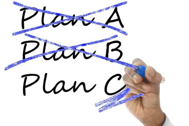 Redundant Plans