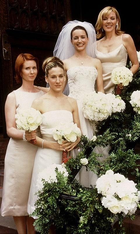 Samanth-Carrie-Miranda-bridesmaid-Charlotte-wedding