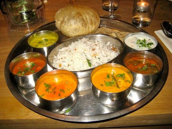 Upwass thaali- Fasting food